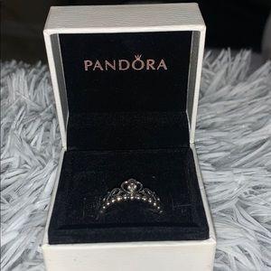 Pandora Tiara Ring